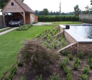 Boomkwekerijen Van Der Velden - Tuinonderhoud